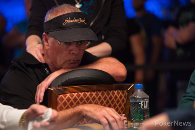 Lee Nearlys Triples While Eliminating 1978 WSOP Main Event Champ
