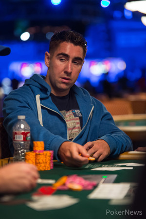 John O'Shea Eliminated in 12th Place ($17,219)