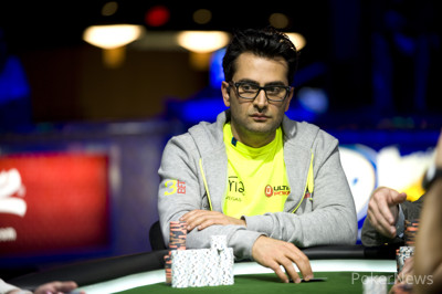 Antonio Esfandiari - 4th Place