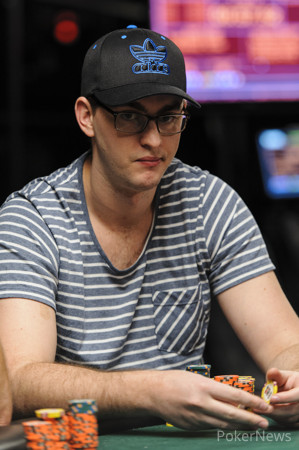 Tyron Krost Eliminated in 12th Place ($38,282)