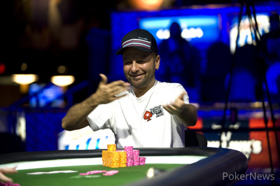 Daniel Negreanu - 2nd Place