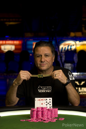 Eli Elezra - Event #59 Champion