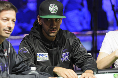 Bardah Doubles Early; Looking for Fourth Main Event Cash in a Row