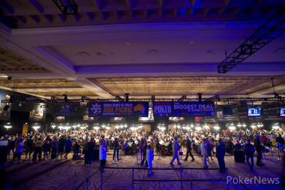 Day 1b of the 2013 WSOP Main Event To Come