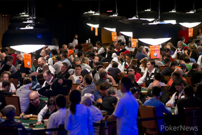 Ivey, Negreanu, Hellmuth and Mercier Among Those Here for Day 1c