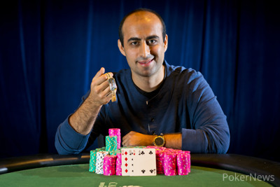 Daniel Alaei - Winner