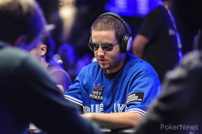 Maxx Coleman Leads Day 4 as Money Bubble Looms