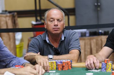 Dinner Break: Dick van Luijk Crosses 1 Million; Hellmuth Eliminated