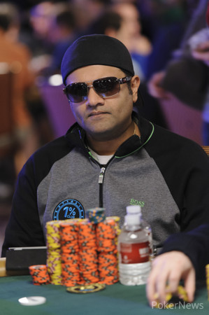 Interview: Nightclub Owner Ami Alibay Eyes Main Event Final Table