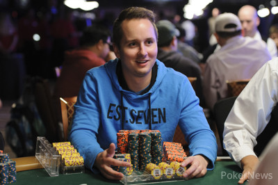 Dinner Break: McLaughlin Leads, Mortensen Still In