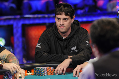Second Break on Day 7: Newhouse Takes Chip Lead; Timoshenko Exits