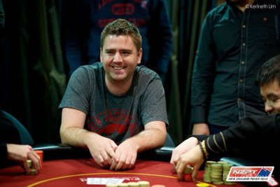 Daniel Neilson Eliminated in 8th Place (NZ$12,750)