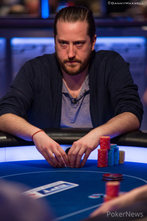 Steve O'Dwyer Eliminated in 3rd Place (€355,100)