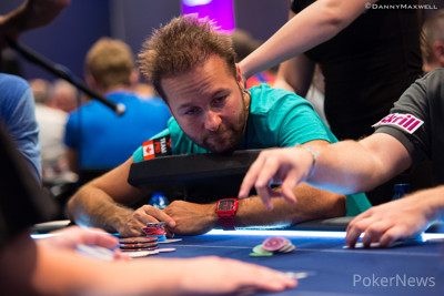 Details on Daniel Negreanu's Elimination