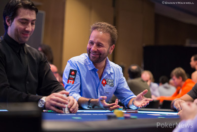 Full House for Negreanu