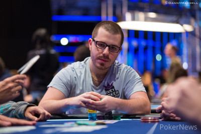 Dan Smith Eliminated in 21st Place (€19,400)