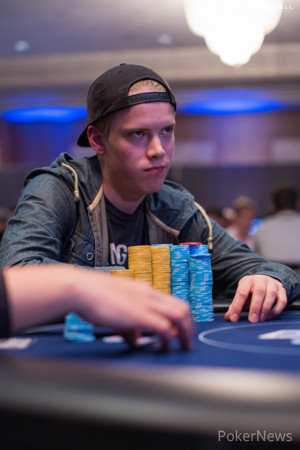 Jouhkimainen and Negreanu Lead Final Nine; Duhamel and Benefield in Contention