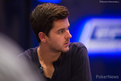 Benefield with Top Pair Against Negreanu