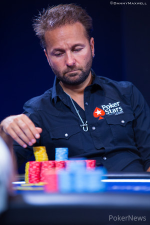 Thorel Misses Big Draw; Negreanu Pulling Away