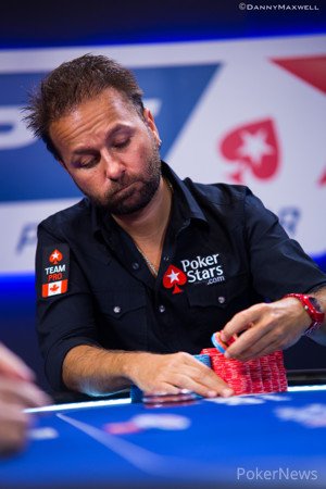 Daniel Negreanu Eliminated in 2nd Place (€263,800)