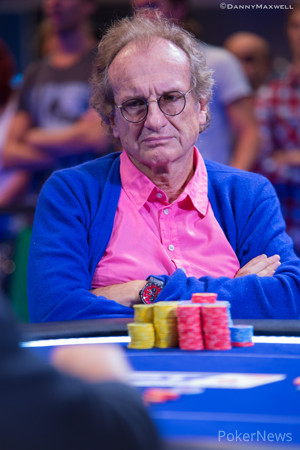 Jean-Noel Thorel Eliminated in 3rd Place (€181,500)