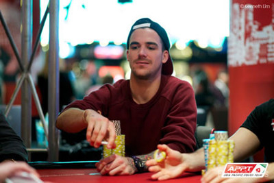 Bowdy Tolhopf Eliminated in 2nd Place ($166,000)