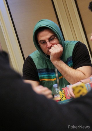 Anthony maio poker