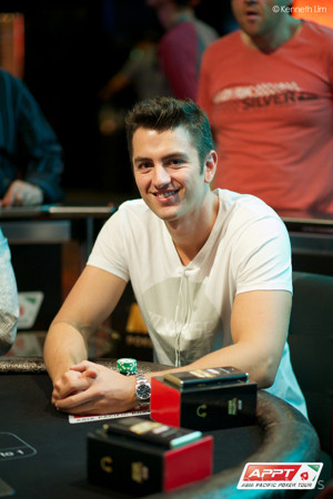 2012 Aussie Millions Champ Eliminated