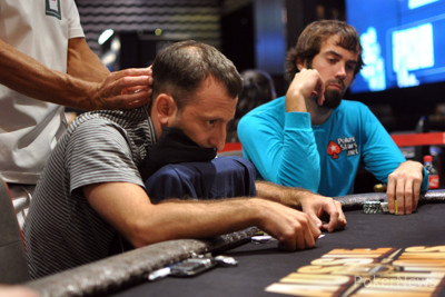 Tony Bloom Bubbles the TV Final Table