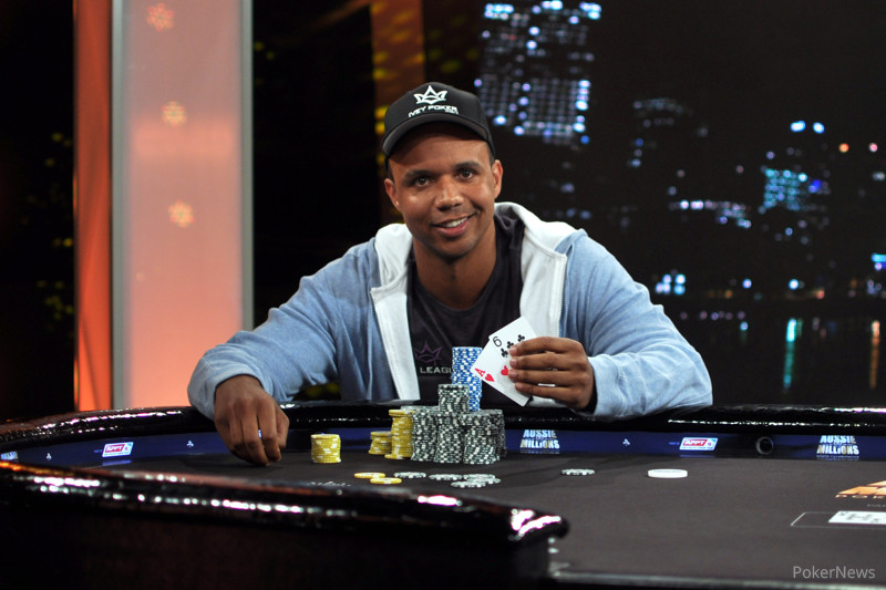 Phil Ivey wins the LK Boutique $250,000 Challenge