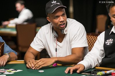 Ivey Doubles Through Katchalov