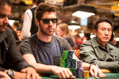 Day 1 Ends With 186 Players; Mark Radoja In Hunt For Third Bracelet