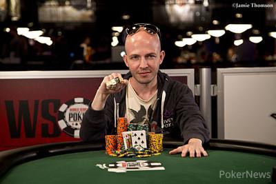 Alex Bolotin - Winner!