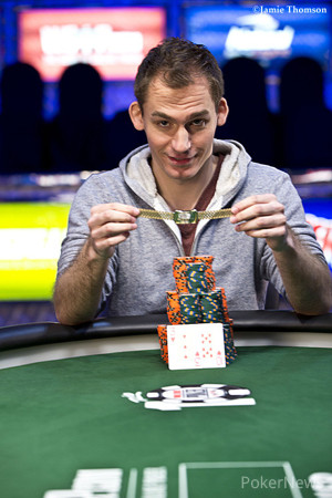$1,500 Six-Handed No-Limit Hold'em Champ Justin Bonomo