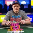 Event 13 Champion Paul Volpe