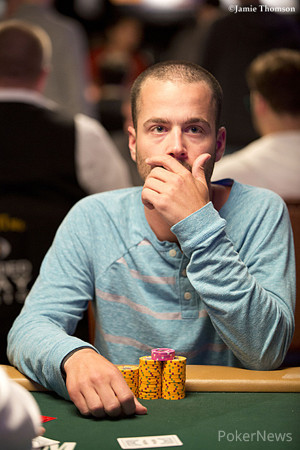 Nick Kost Eliminated in 10th Place ($40,363)