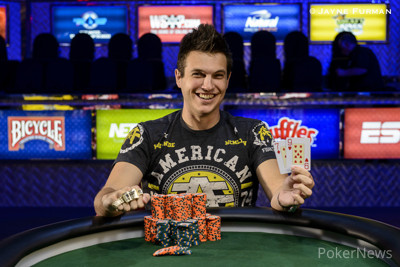 Doug Polk, Event 23 Winner