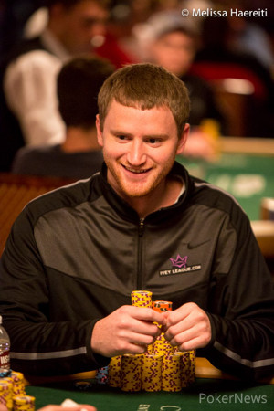 David Peters Eliminated in 12th Place ($33,734)