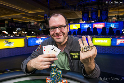 Event 33 Champion Dutch Boyd