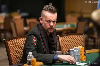 Danzer Runs Away With Day 1