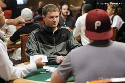 David Peters Defeats Paul Volpe