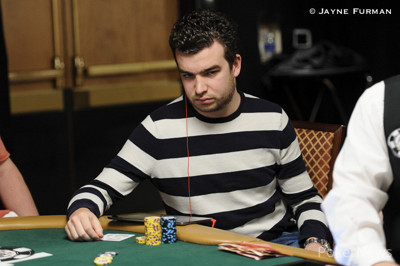 Moorman Busts, Now has $4MM in Live Tournament Cashes