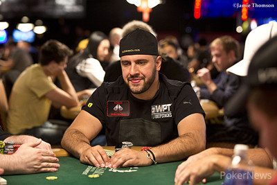 Mizrachi Mauls Schwartz; Ascends to Chip Lead