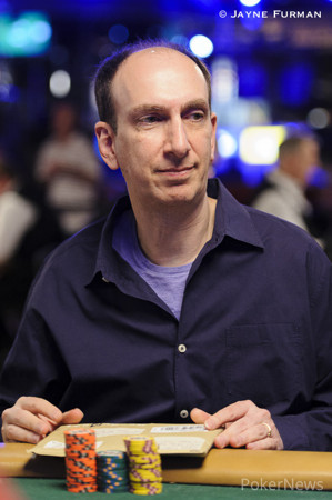 Erik Seidel Eliminated in 13th Place ($26,584)