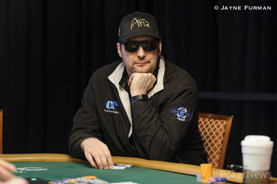Hellmuth Finally Succumbs
