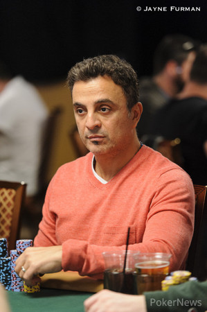 Joe Hachem Eliminated in 5th Place