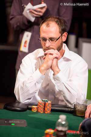 J.R. Flournoy Eliminated in 8th Place ($24,710)