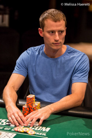 Derek Raymond Eliminated in 7th Place ($32,054)