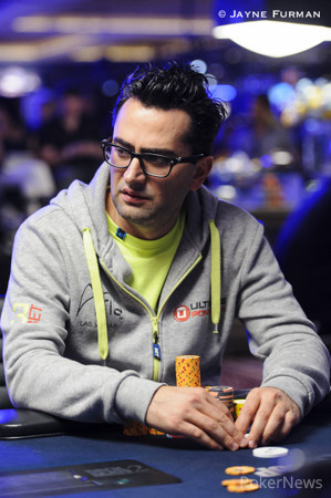 Esfandiari Flirts With Five Million