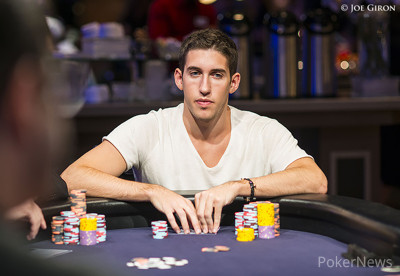 Colman Drags Massive Pot, Takes Chip Lead